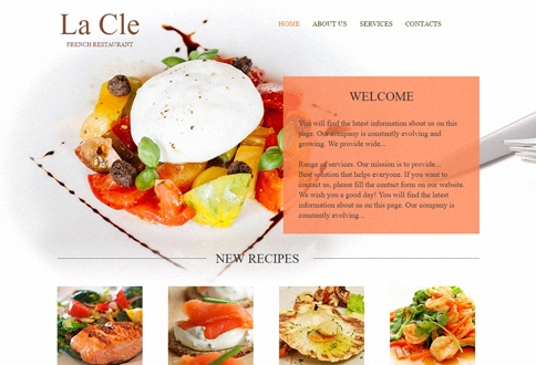 comida La Cle