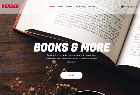 ecommerce Books & More