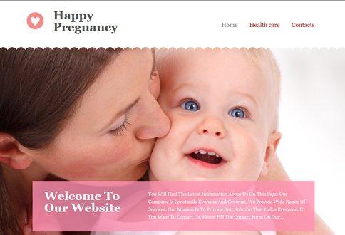 salud Happy Pregnancy