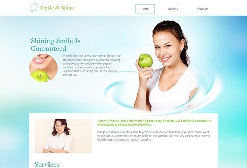 salud Smile & Shine