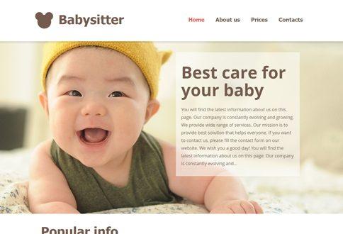 Servicios Babysitter