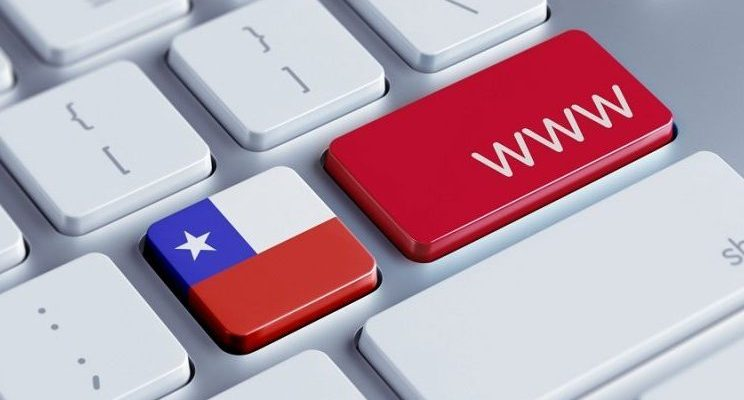 acceso a internet en chile